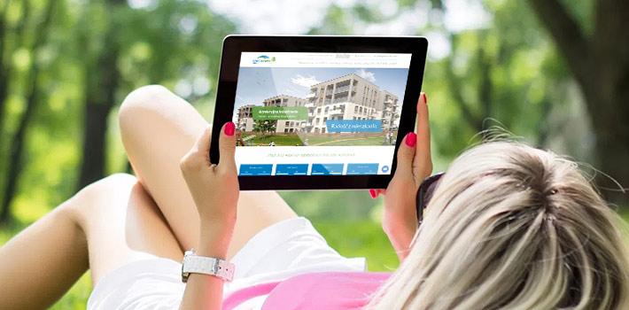 maltapark mobilna strona internetowa