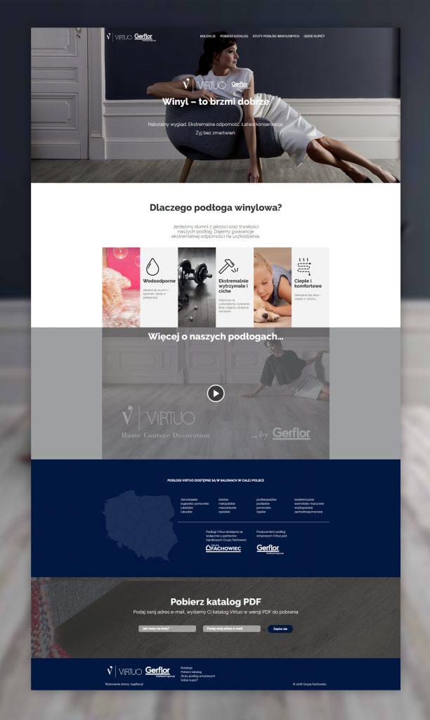strona internetowa gerflor virtuo