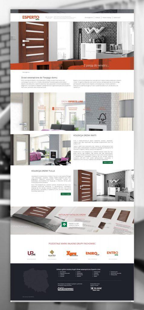 strona www espero line