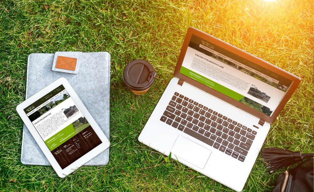 strona www gardenart