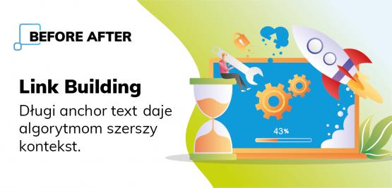 Link Building Dlugi anchor text daje algorytmom szerszy kontekst