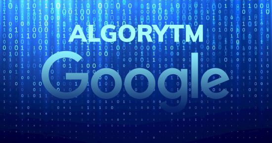 Co to jest algorytm Google